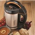 Polévku snadno a rychle s digitálním polévkovačem
