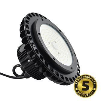 Solight high bay, 100W, 14000lm, 120°, Philips, MW, 5000K, UGR<25, LM80, 1-10V