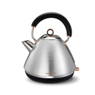 Morphy Richards konvice Accents Rosegold retro Brushed