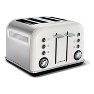 Morphy Richards topinkovač Accents White 4S