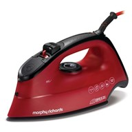 Morphy Richards žehlička Breeze Ceramic Red