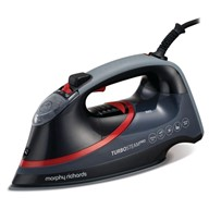 Morphy Richards žehlička Turbo Steam Pro Black