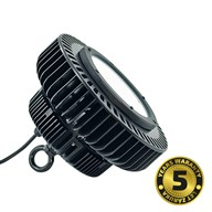 Solight high bay, 200W, 28000lm, 120°, Philips, MW, 5000K, UGR<25, LM80, 1-10V